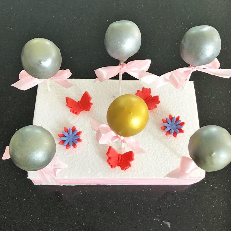Gourmandelices de Claudia - Cake Design - Cupcakes - Popcakes - EVJF Yasmine